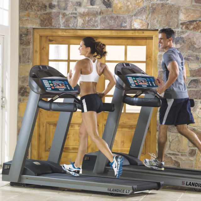 Landice L7 Executive Treadmill Manual: Treadmills